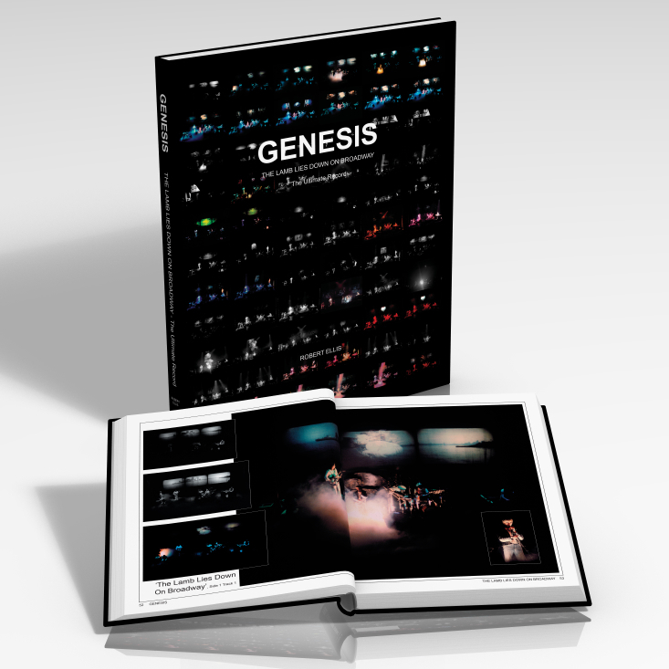 GENESIS-The%20Lamb%20Lies%20Down%20On%20Broadway Book